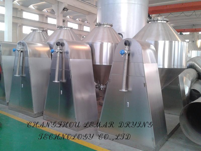 SZG Double Cone Revolving Vacuum Dryer