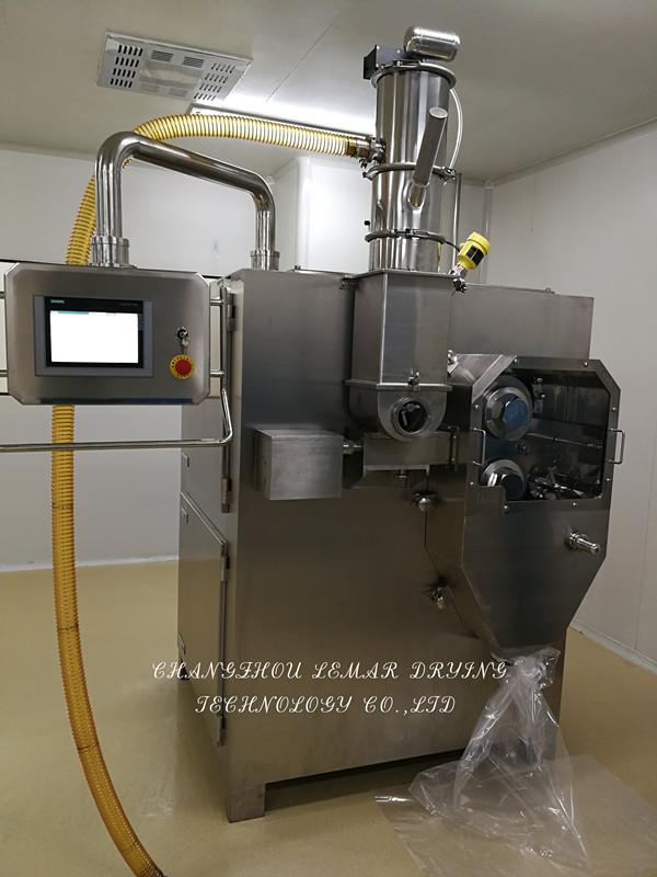 LG Roller Compactor / Dry Granulator