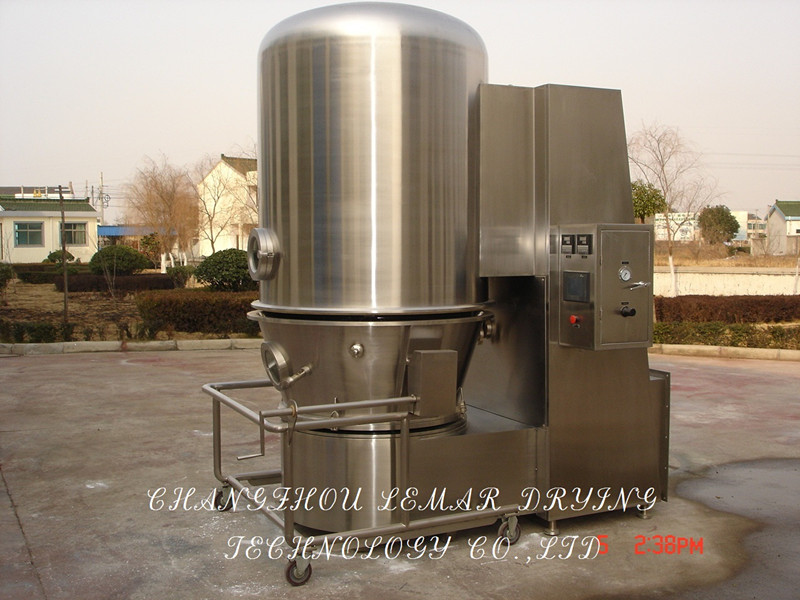 GFG High Efficient Fluid Bed Dryer