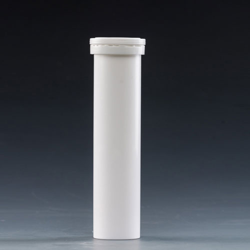 144mm plastic effervescent tablets tubes