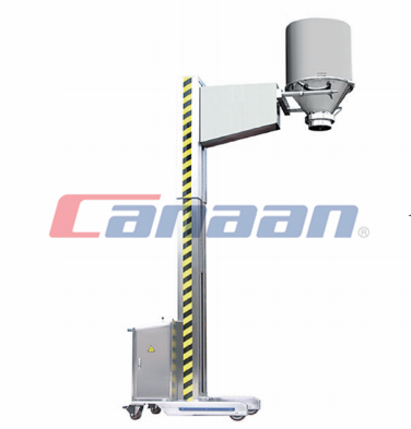 NTS SERIES PHARMA LIFTER,TELESCOPIC AND MOVABLE