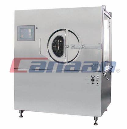 BGK SERIES HIGH-EFFICIENCYFILM COATER WITH PERFORATED DRUM