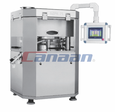 GZPK SERISE AUTOMATIC DOUBLE DISCHARGE HIGH SPEED ROTARY TABLET PRESS MACHINE