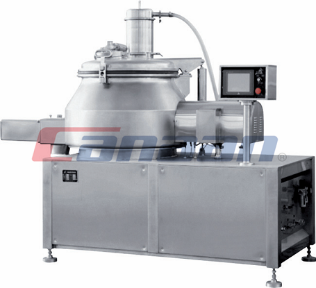 LHS SERIES HIGH SHEAR MIXER