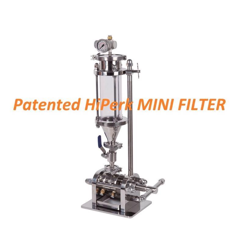 Mini Filter Press