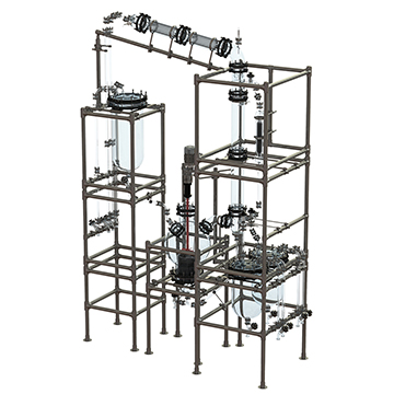 RECTIFICATION AND DISTILLATION SYSTEMS