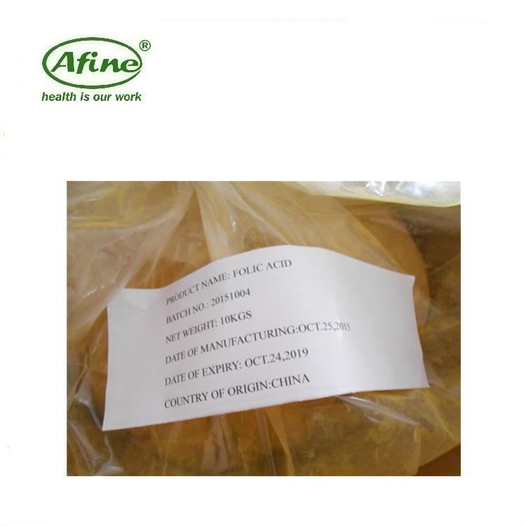 Folic acid CAS 59-30-3