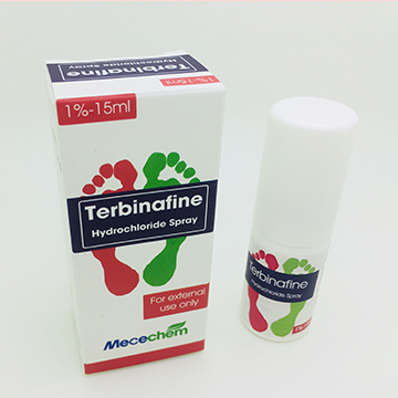 Terbinafine Hydrochloride Spray  1% ─ 5ml, 30ml