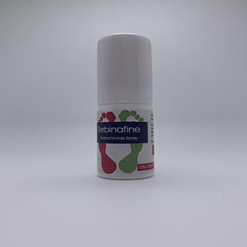 Terbinafine Hydrochloride Gel 0.025%; 0.05%; 0.1%; 10g, 15g, 20g