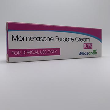 Mometasone Furoate Cream 0.1% 5g
