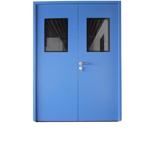 Double Clean Door
