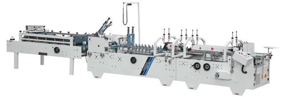 Pre-fold Automatic Folder Gluer Model YZF series
