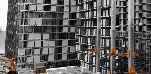 Intelligent Warehouse Logistics System