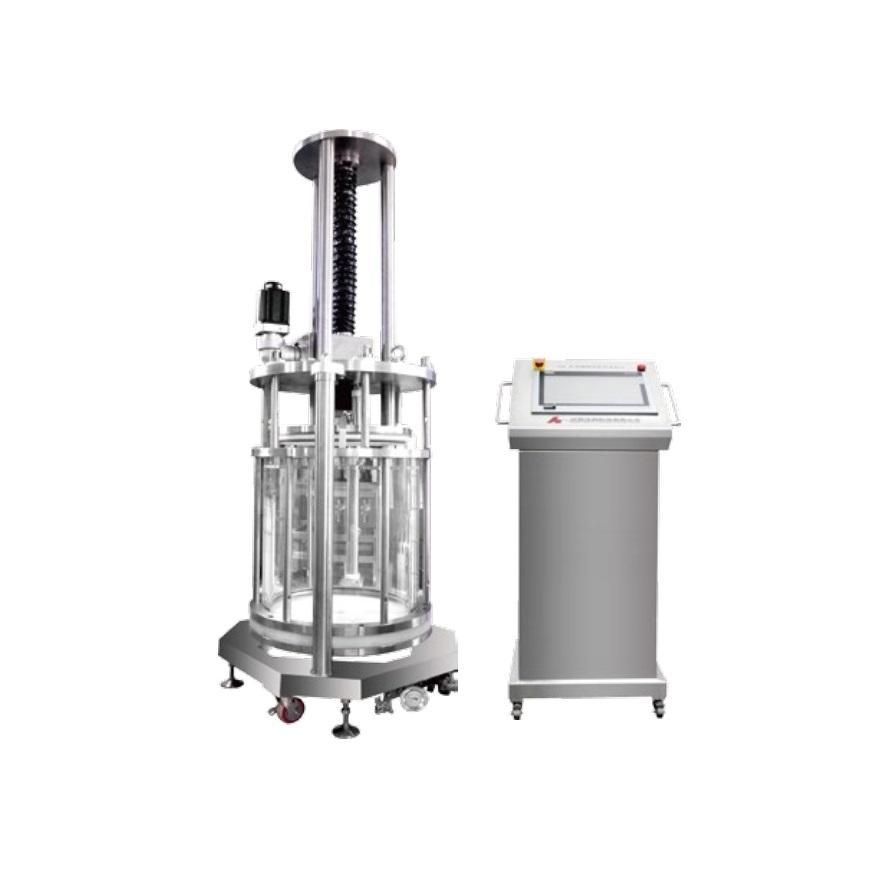 Automatic Axial Compression column