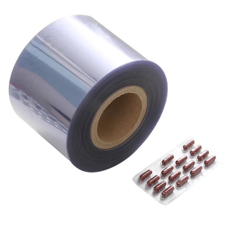 Rigid PVC, PVC/PVDC