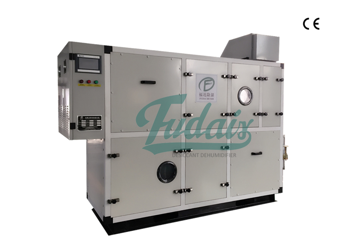 Low Dew Point Desiccant Rotor Dehumidfier