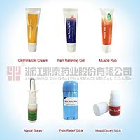 Medicated creams
