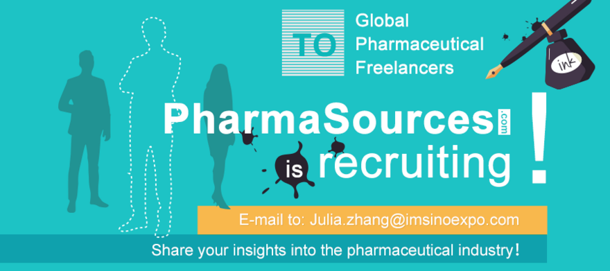 Join Us as Pharmaceutical Freelancers
