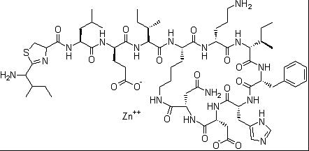 Bactrian Zinc