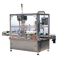 Low Price Rotary Type Small Volume Bottle Filling And Capping Machine