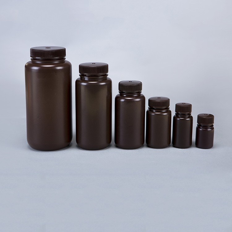Wide-Mouth Lab Quality Bottles/ reagent bottle