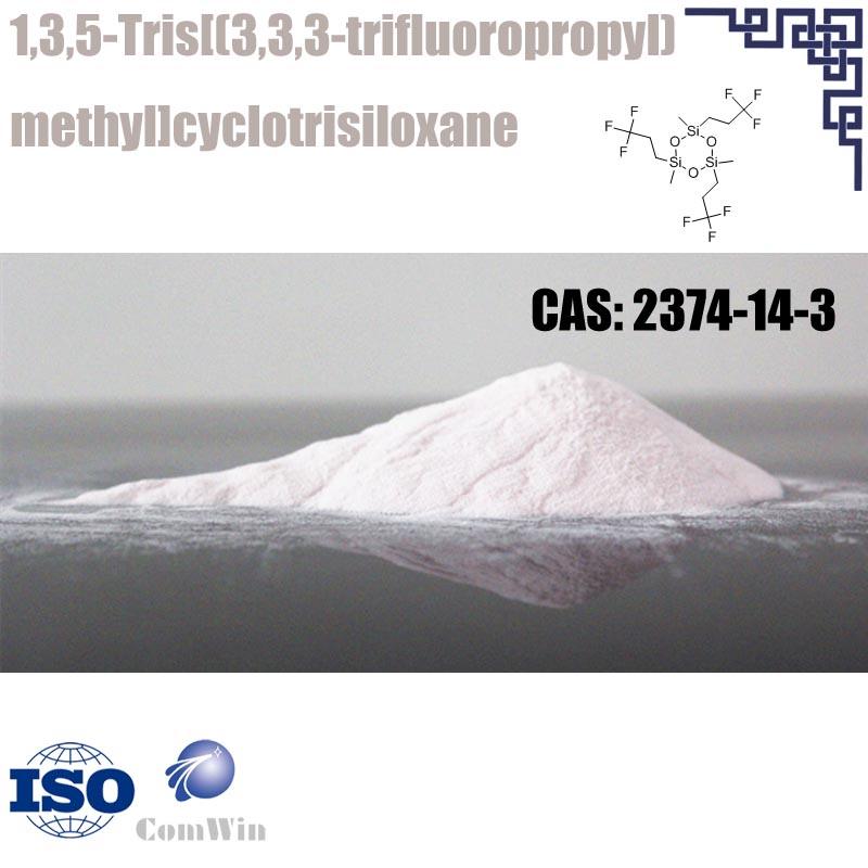 1,3,5-Tris[(3,3,3-trifluoropropyl)methyl]cyclotrisiloxane