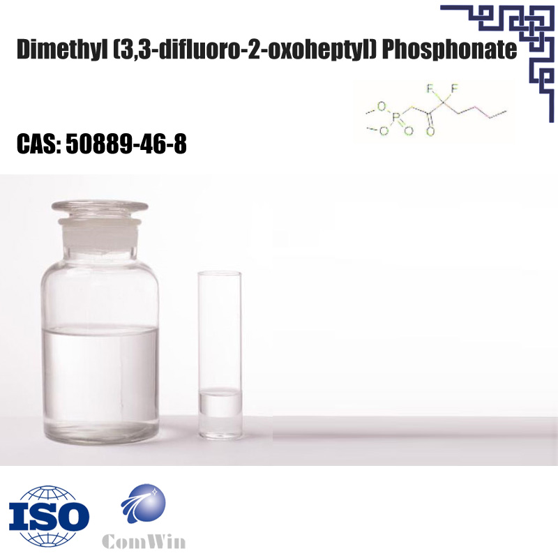 Dimethyl (3,3-difluoro-2-oxoheptyl) Phosphonate