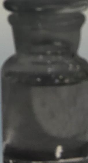 potassium thiosulfate solution