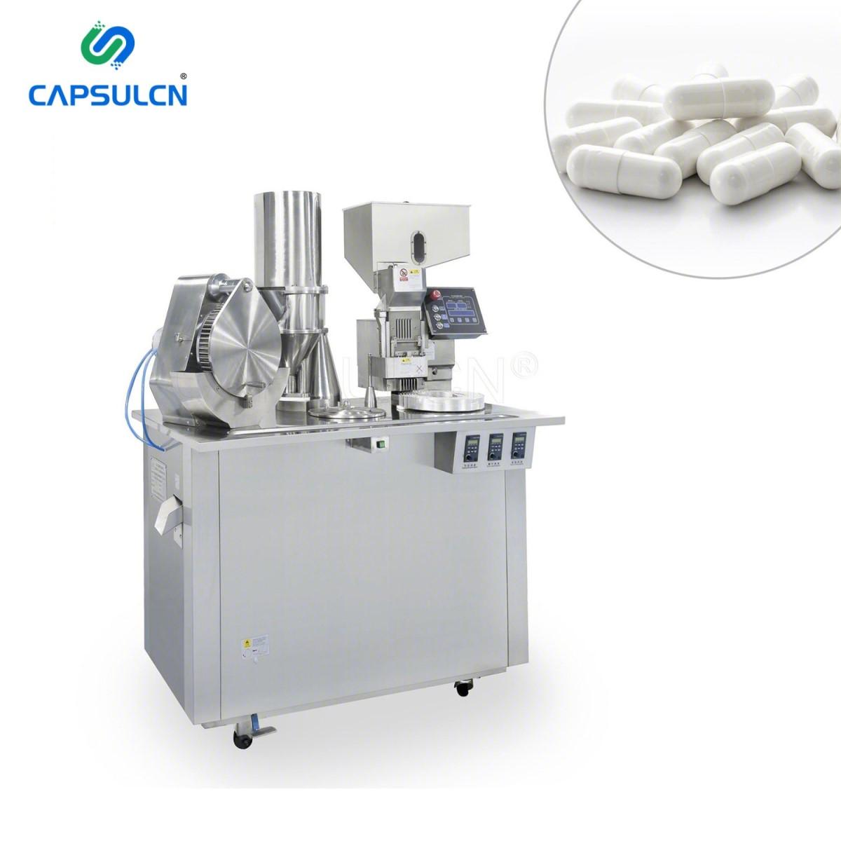 Semi Automatic Capsule Filling Machine JTJ-V