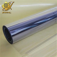 High Gloss Transparent pharmaceutical grade PVC Film Roll for blister packaging