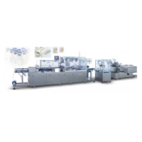 AUTOMATIC AMPOULE / VIAL PACKAGING PRODUCTION LINE, PBL-260D