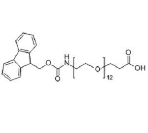 Fmoc-NH-PEG12-COOH