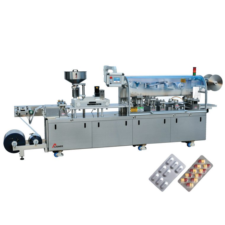 Automatic Flat Blister Packaging Machine