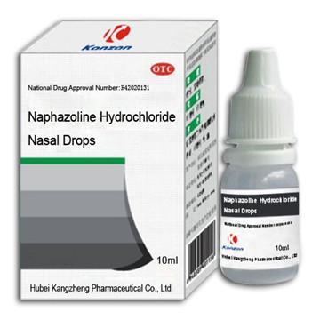 Naphazoline Hydrochloride Nasal Drops