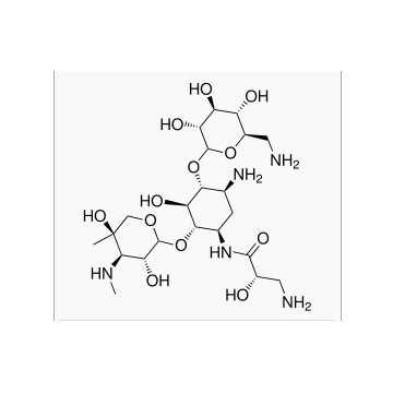 aminoglycoside antibiotic Isepamicin