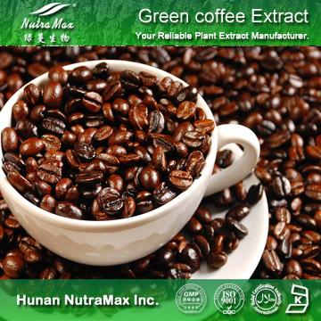 100%Nutramax Green Coffee Bean Extract Chlorogenic acids