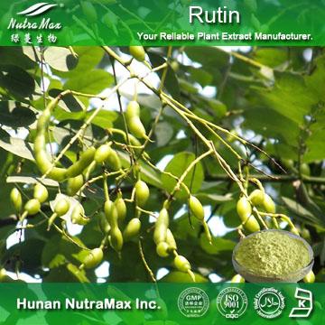 100%Nutramax Supplier - Rutin extract.Rutin 95%~99%