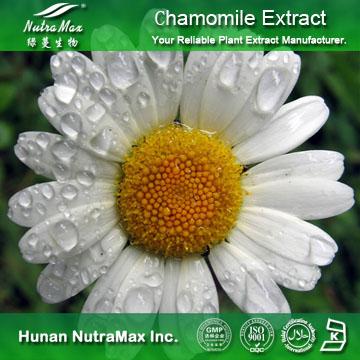 100%Nutramax Supplier - Chamomile ExtractApigenin 1.2%~98%