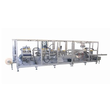 SHINVA RSY series Non-PVC Soft-BAG Form-Fill-Seal Machine