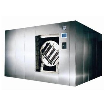 SHINVA XPSM Series Revolving Super-heated Water Sterilizer
