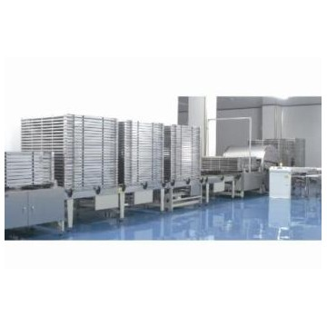 SHINVA Sterilizer Automatic Rail System