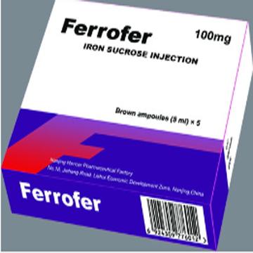Ferrofer(Iron Sucrose Injection)