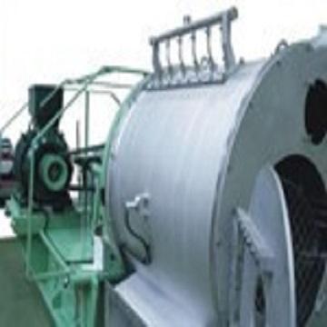HR pistons pushing centrifuge
