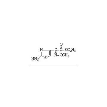 Ethyl (Z)-2-(2-Aminothiazole-4 -yl)-2-Methoxyimion Acetate