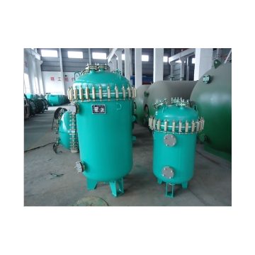 One-type Vertical Glass Lined Storage Tank