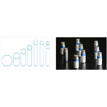MDI canisters