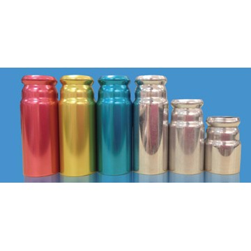 Anodized MDI Canister