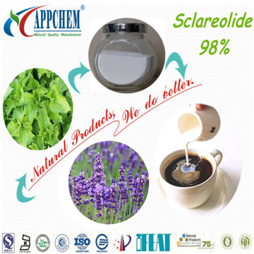 high quality Sclareolide powder