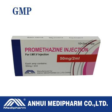 Promethazine Hydrochloride Injection
