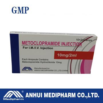 Metoclopramide Injection 10mg/2ml
